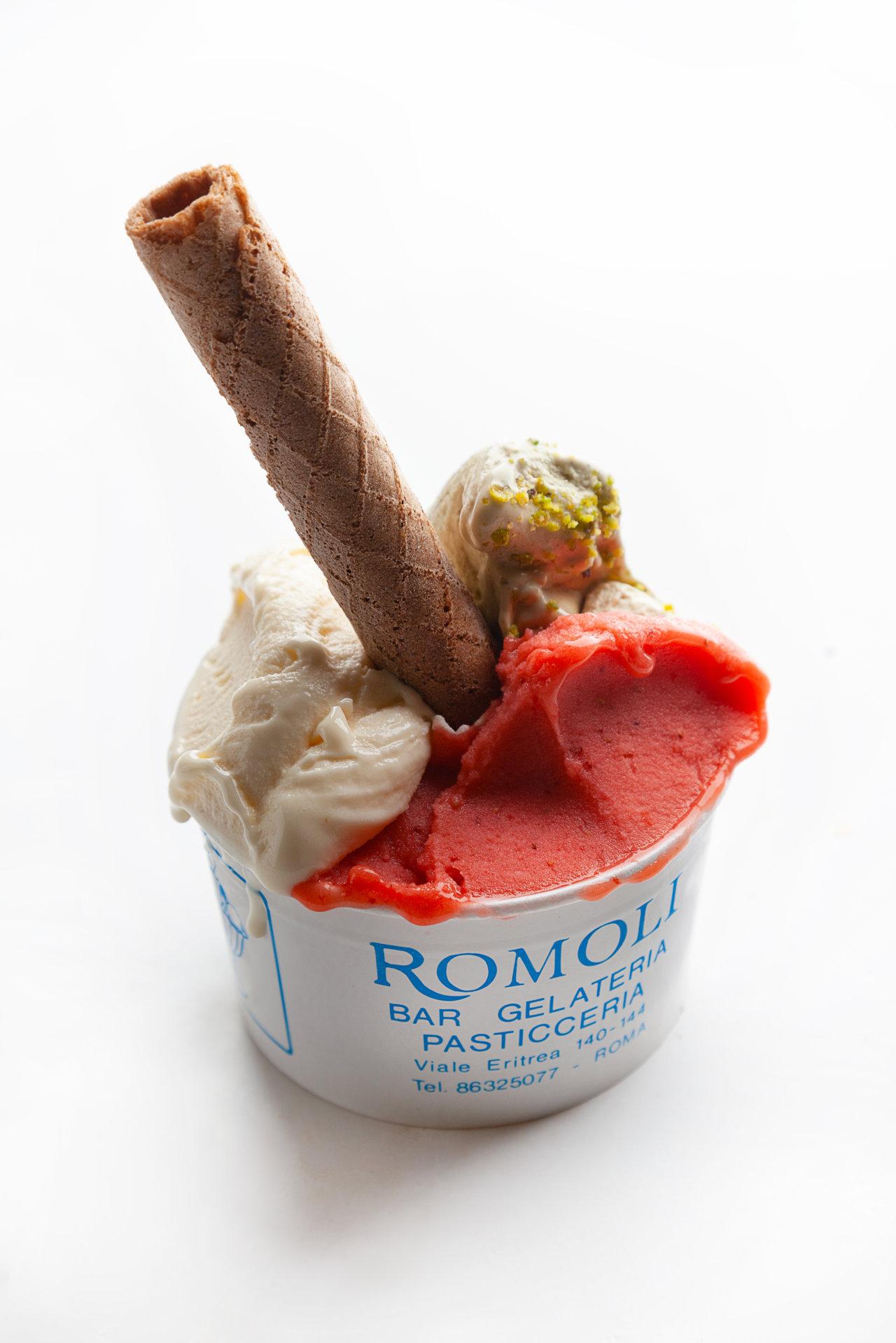 gelateria artigianale roma