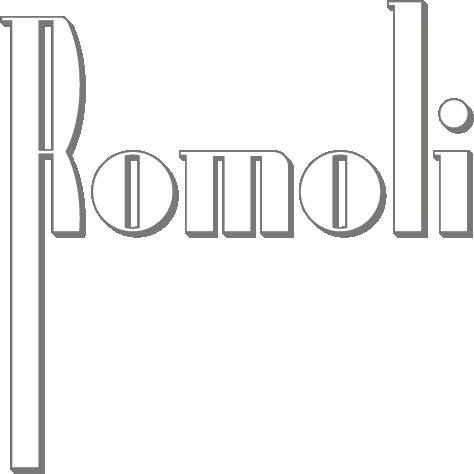 Bar romoli roma logo