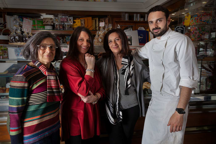 bar pasticceria roma